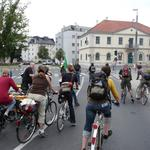 1. Critical Mass in Wr. Neustadt - 12.09.2008